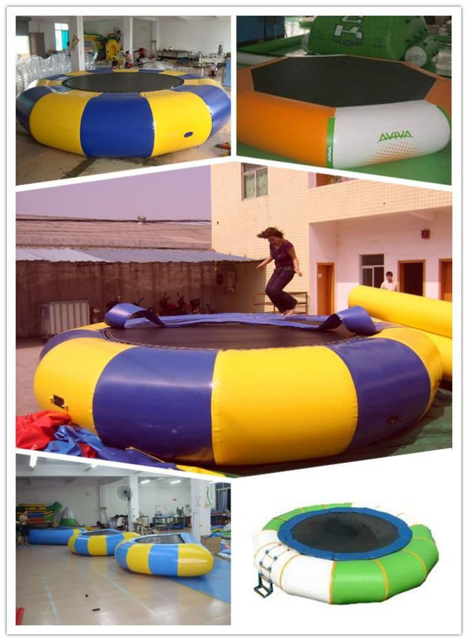 Rave Sports O-Zone Plus Water Bouncer Inflatable Water Games For Water Park