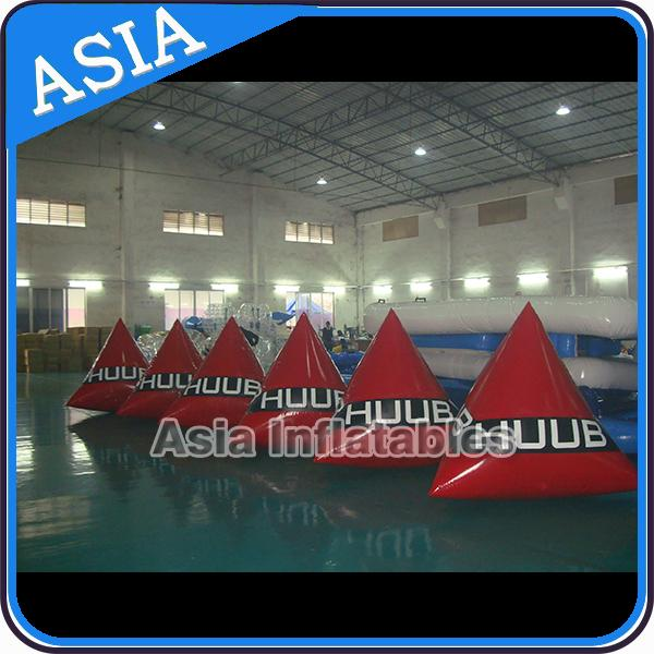 Inflatable Paintball Bunker Inflatable Buoys 0.90mm PVC Tarpaulin