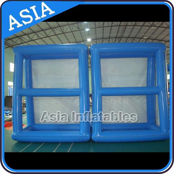 Inflatable Outdoor Billboard Advertising , Advertising Inflatables Billboard