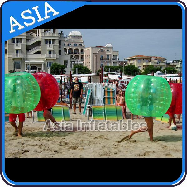 1.7m Inflatable Bumper Ball , Inflatable Ball Suit , Soccer Bubble , Tpu Bubble Soccer