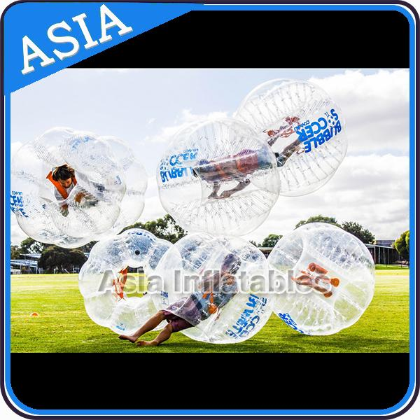Bubble Footballs , PVC and TPU Bumper Balls , Bubble Soccer ball , Human bubble football