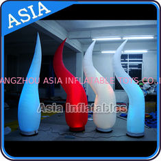 چین Outdoor and Indoor LED Lighted Custom Inflatable Yard Decoration کارخانه