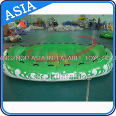 چین 3.3m X 2.1m Digital Printing UFO Inflatable Water Boat Customized Color کارخانه