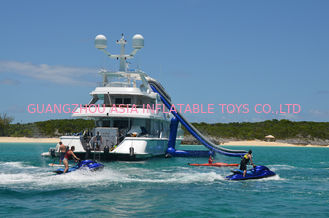 Giant Inflatable Water Sports,Inflatable Yacht Sliding Sports Games