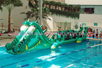 Water Challenge Sports Equipment, Inflatable Water Obstacle Courses