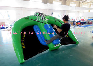 چین 2 Person Flying Manta Ray Towable Inflatables For Water Park OEM کارخانه