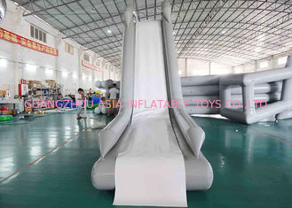Customized Inflatable Water Sports, Inflatable Water Slide For Yacht Ship