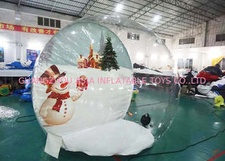 Customize TPU Inflatable Bubble House for Show