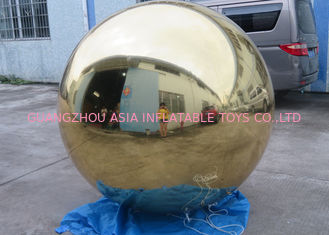 چین Charming Advertising Inflatables Mirror Balloon For Event / Mirror Party Balloon کارخانه