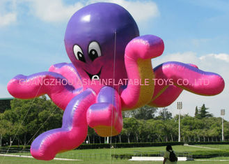 چین Advertising Inflatable Octopus / Octopus Flying Customized Ball کارخانه