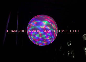 چین LED Inflatable Lighting Decoration Balloon Products for Events کارخانه