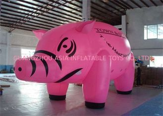 Customized Advertising Inflatables Shaped Helium Balloon , PVC Giant  Bird Animal Balloon