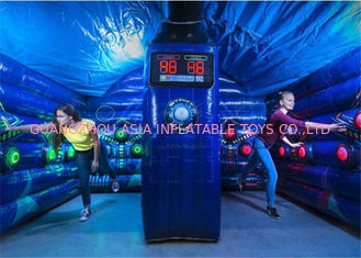 چین Inflatable IPS Interactive Battle Lighting Arena Table بازی CE UL Certified کارخانه