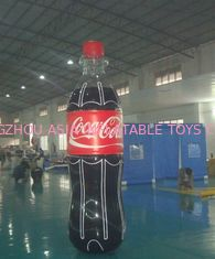 چین Outdoor Large Inflatable Bottle /  Can For Advertisement کارخانه