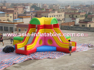 Home Use Inflatable Slide And Bouncer Combo For Children' S Party Games