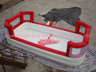 White Colour Kids Inflatable Pool with Back Walls