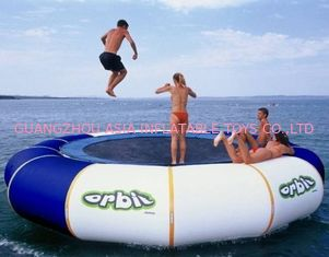 Aquaglide Inversible Water Bouncer Lounge , Inflatable Water Games Factory