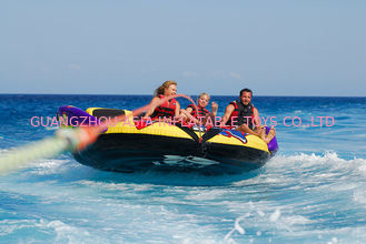چین UFO دیوانه Inflatable بازرگانی، Influxtable Towable Water Ski Tubs کارخانه