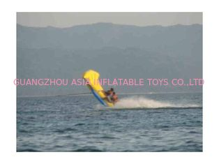 چین Lake Towable Inflatables Flying Fish Boat Tube for Outdoor Acctivity کارخانه