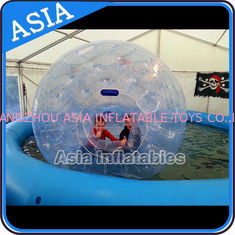 Inflatable Aqua Roller Games For Outdoor Summer Water Entertainment
