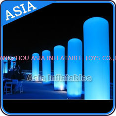 چین LED Inflatable Pillar Lighting Decoration, Inflatable Light Column کارخانه