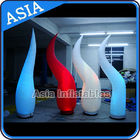 Outdoor and Indoor LED Lighted Custom Inflatable Yard Decoration تامین کننده