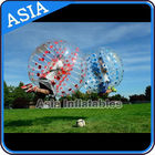 1.7m Inflatable Bumper Ball , Inflatable Ball Suit , Soccer Bubble , Tpu Bubble Soccer تامین کننده