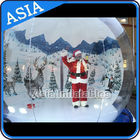 Strong PVC Christmas Snow Globe / Inflatable Bubble Tent For Sale تامین کننده
