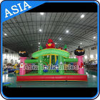 Inflatable Angry Bird Bouncer Slide Palyground / Inflatable Angry Bird Jumping Bouner Castle Combo تامین کننده