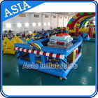5ml Commercial Inflatable Bouncer Circus Bounce Playground Fun City تامین کننده