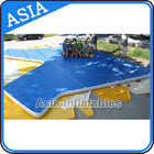 Cheerleading Club And Gymnasium Inflatable Air Tumbling Track Used For Training تامین کننده