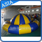 8 People Airtight Towable Inflatable Boats Water Equipment Fireproof For Sea تامین کننده