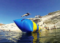 Water Parks Sports Games , Inflatable Airtight Water Blob for Water Games تامین کننده