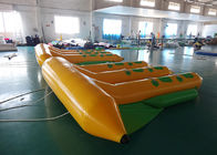 Firproof Custom Inflatable Flying Fish Boat Water Surfing Board Water Equipmen تامین کننده