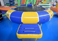 China Inflatable Water Trampoline Water Sport Toys , Inflatable Water Games تامین کننده
