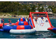 20x20m Outdoor Sea Inflatable Water Parks for Amusement Park تامین کننده