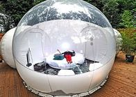 Custom Made Clear PVC Infaltable Bubble Tent for Outdoor Camping تامین کننده