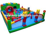 High Quality Inflatable Playground / Bouncer Games For Chilren Games