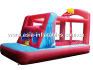 چین Inflatable Obstacle Challenges Games, Inflatable Obstacle Courses For Kids کارخانه