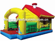 چین 2013 Hot sales inflatable bouncy castle/inflatable bouncer/inflatable combo کارخانه