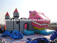 2014 high quality jumping castles inflatables combo تامین کننده