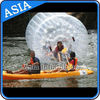 Transparent Human Water Zorbing Rolling Tube تامین کننده