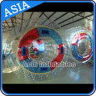 Roll Inside Inflatable Ball , Inflatable Water Rolling ball , Water Roller Ball تامین کننده