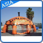 Large Inflatable Tents For Child, Customized Advertising Inflatable Tent تامین کننده