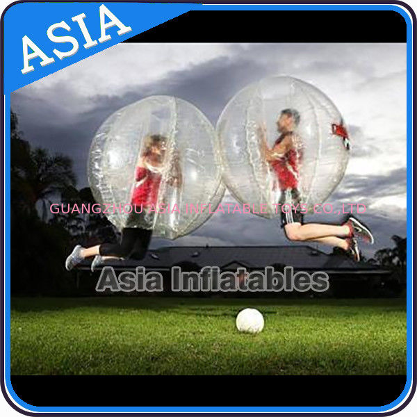 1.0mm PVC/TPU Soccer bubble , Recreational soccer , Wholesale ball pit balls , Loopy ball تامین کننده