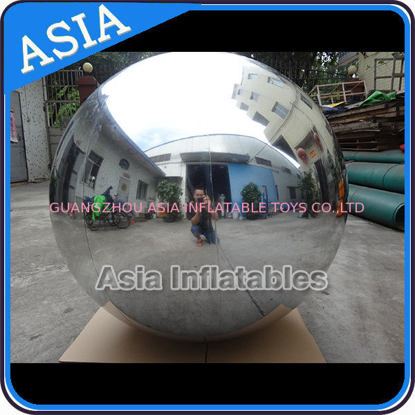 Fashion Show Inflatable Advertising Balloons With Reflect Effect for Decoration تامین کننده