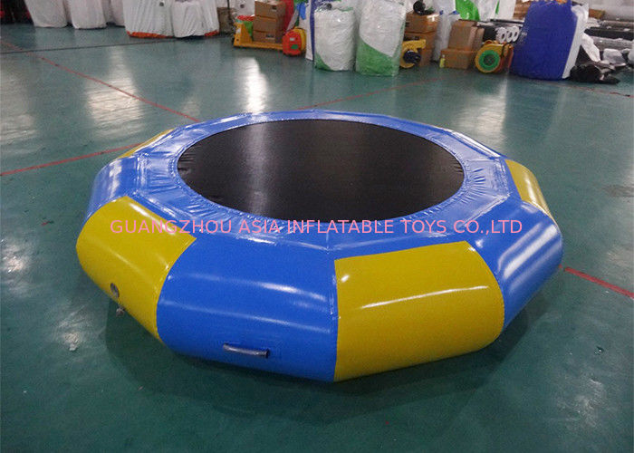 Aquaglide Supertramp Water Trampoline Park , Inflatable Water Games تامین کننده
