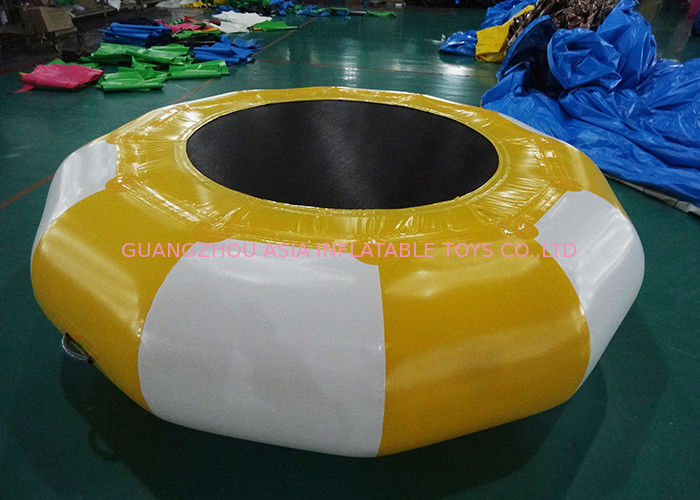 Hot Sale Platinum Supertramp Water Trampoline ,  Inflatable Water Games تامین کننده