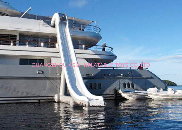 0.90mm PVC Water Slide, Inflatable Water Sports For Water Park تامین کننده