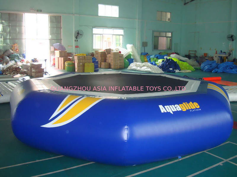 Takeoff Towable And Inflatable Water Trampoline For Water Sports Games تامین کننده